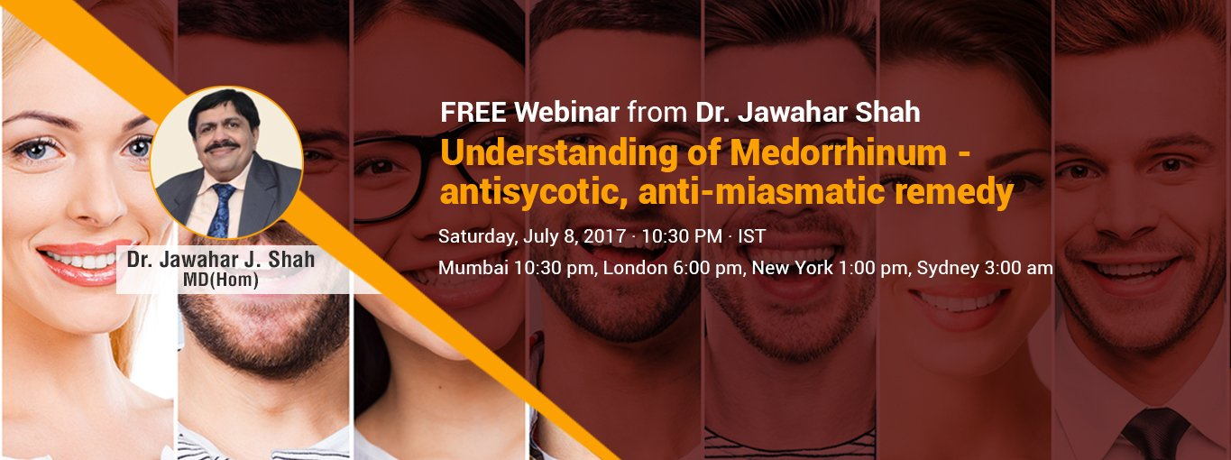 Course on Materia Medica of Medorrhinum Homeopathy Remedy
